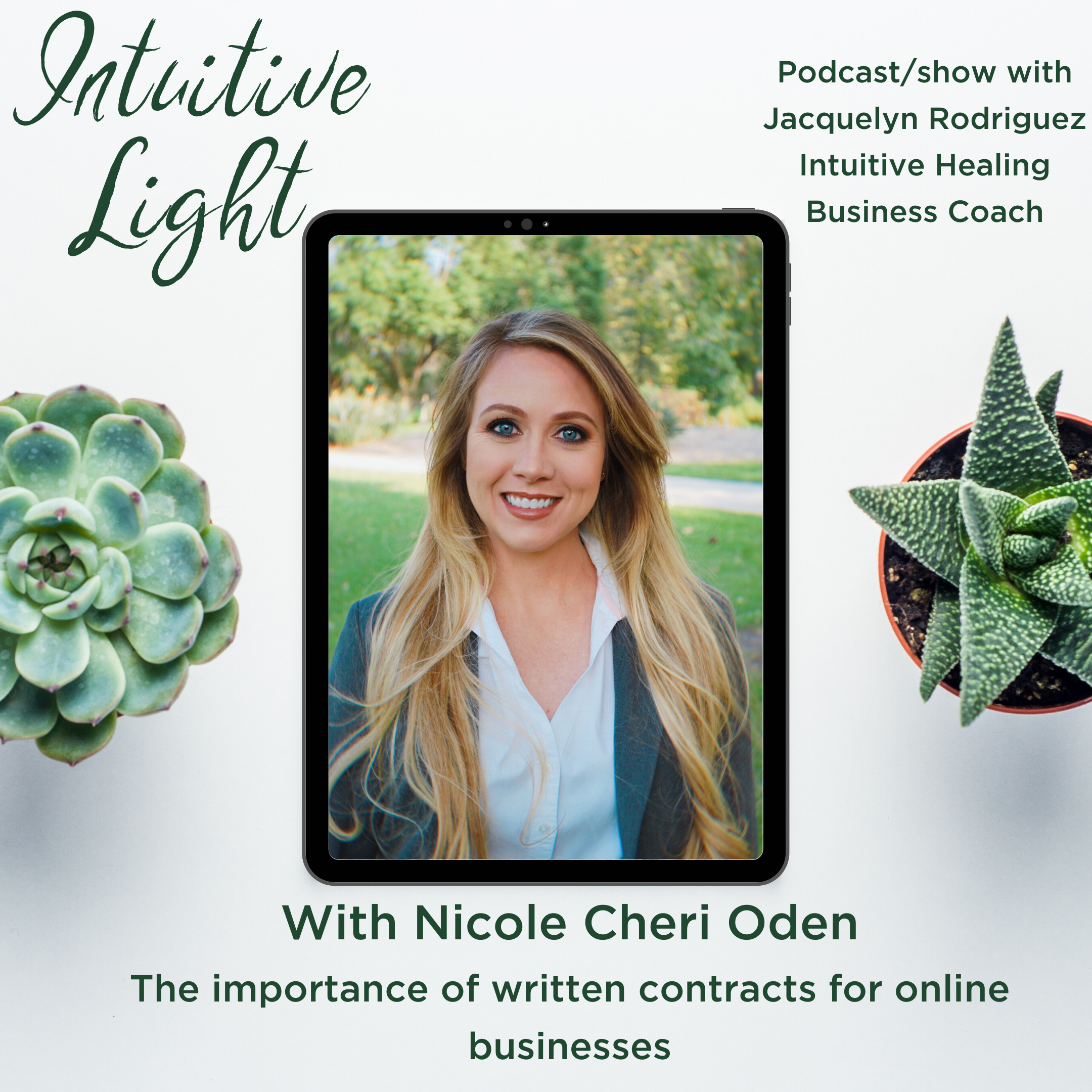 intuitive light podcast